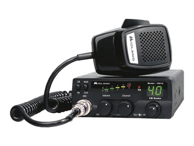 Midland Radio 1001z 40-Channel CB Radio, 1001Z