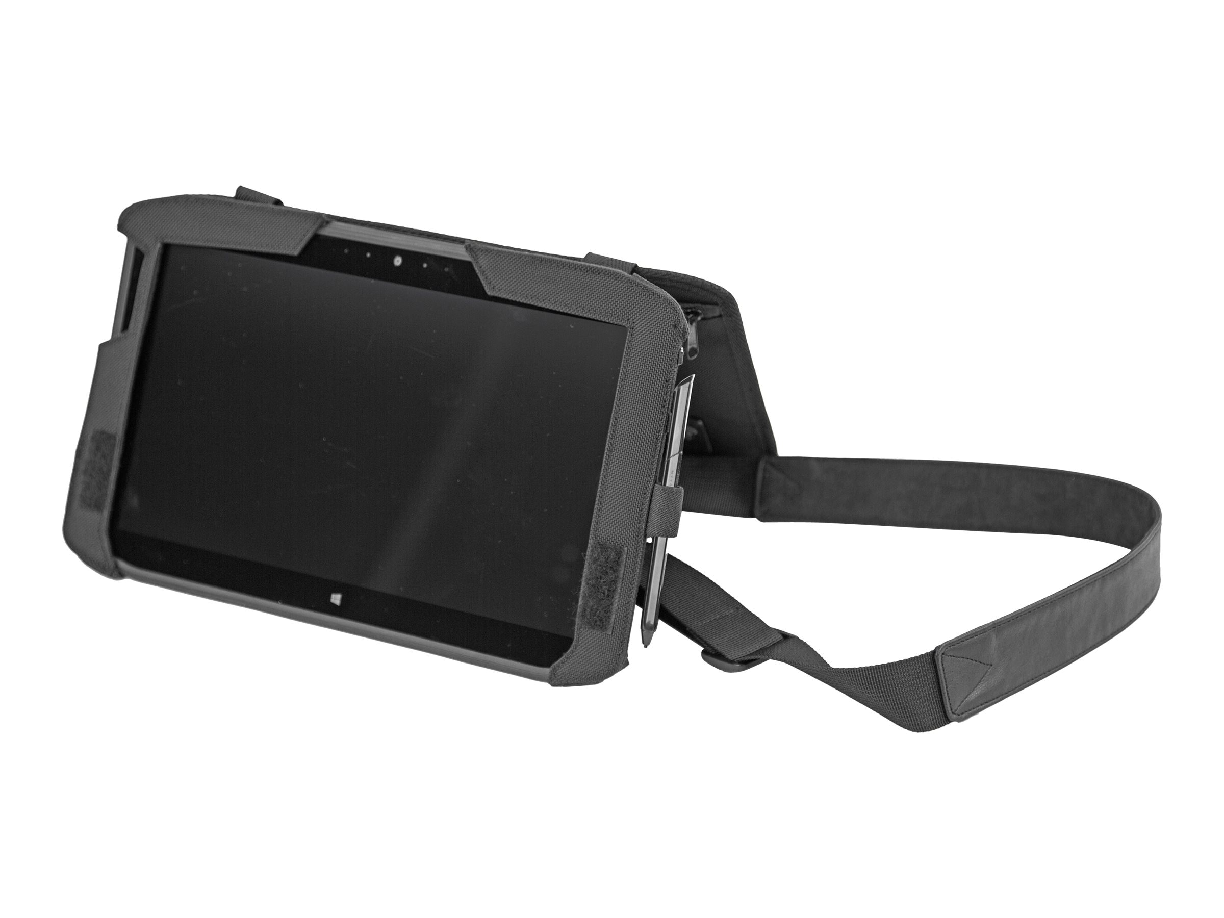 Motion R12 Series Work Anywhere Kit with Shoulder Strap, 510.400.10, 17561242, Carrying Cases - Tablets & eReaders