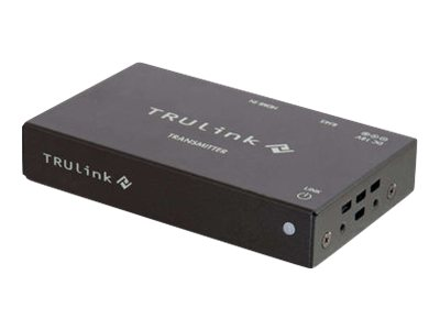C2G TruLink HDMI over Cat5 Box Transmitter, 29241, 14387672, Video Extenders & Splitters