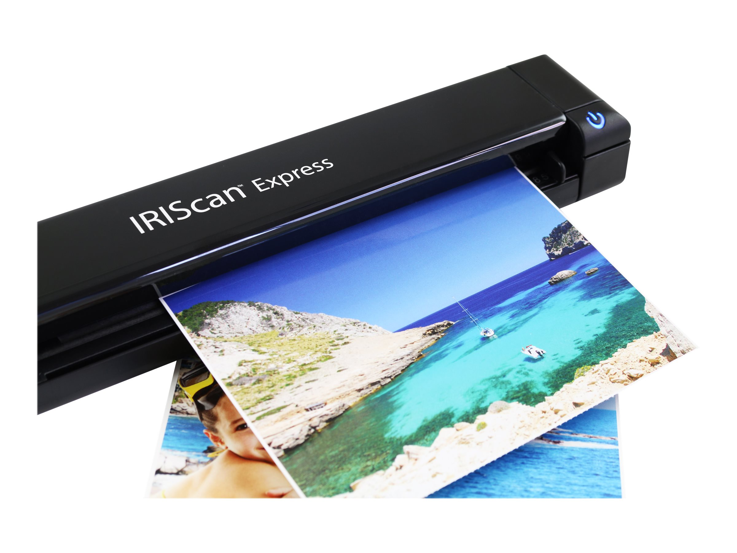 IRIS Iriscan Express 4 Portable Sheetfed USB Scanner, 458510