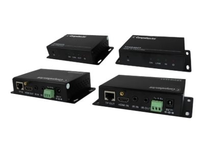 Comprehensive HDMI RS-232 Extender HDBaseT Over Twisted Pair, up to 230ft, CE-HDBT100, 15787125, Video Extenders & Splitters