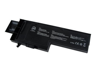 BTI Battery Li-Ion 2400mAh 14.8 Volts for IBM Lenovo Thinkpad X60S Notebooks, IB-X60S, 8891143, Batteries - Notebook