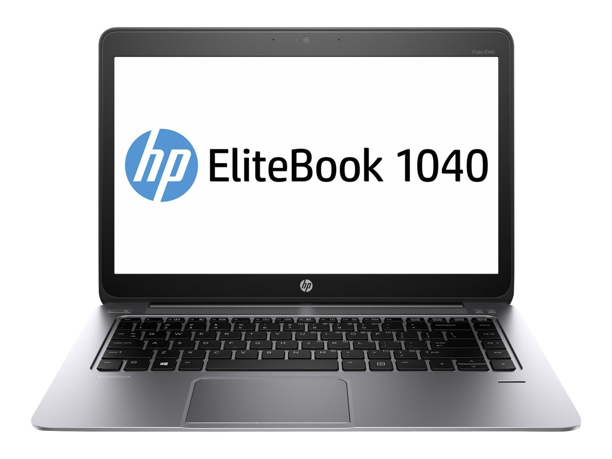 HP EliteBook Folio 1040 G1 1.9GHz Core i5 14in display, G4T64UA#ABA
