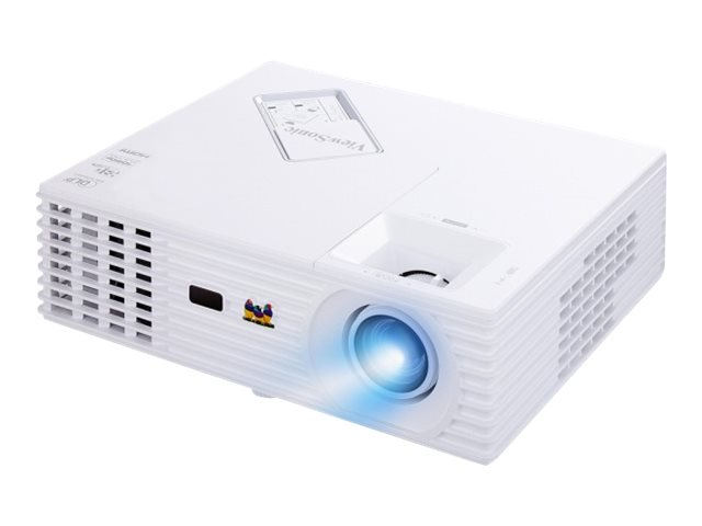 ViewSonic PJD7822HDL 1080p 3D Projector, 3200 Lumens, White, PJD7822HDL, 18138534, Projectors