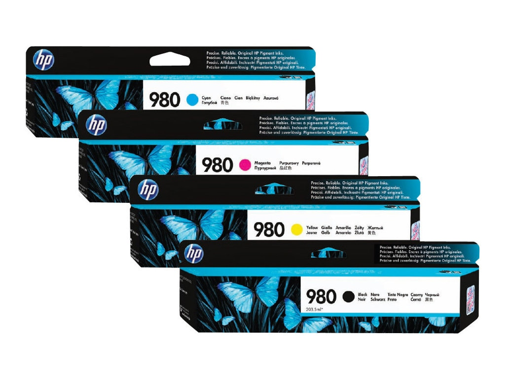 HP 980 (D8J10A) Black Original Ink Cartridge