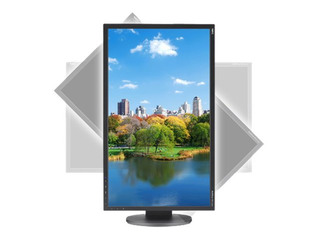 NEC 22 EA223WM-BK Widescreen LED-LCD Monitor, Black, EA223WM-BK, 13847032, Monitors - LED-LCD