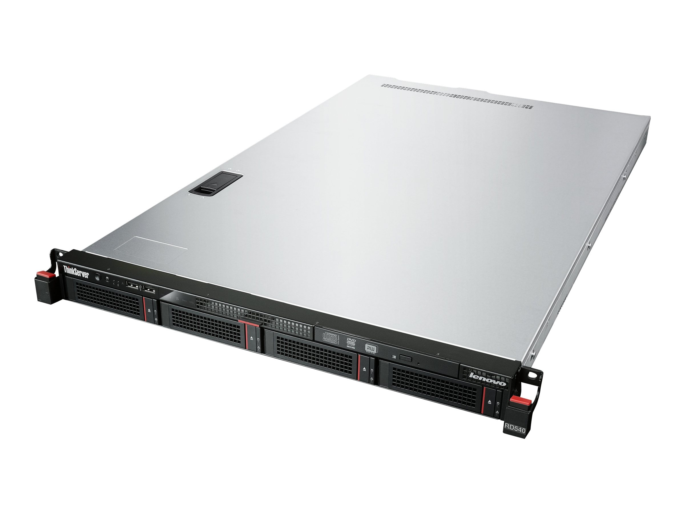 Lenovo TopSeller ThinkServer RD540 Intel 2.1GHz Xeon, 70AU000TUX, 16440297, Servers