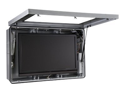 Peerless Enclosure with Cooling Fans and Heater for 46-47 Display, FPE47FH-S