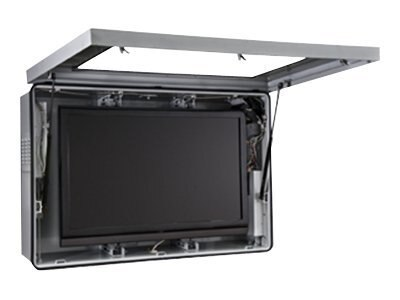 Peerless Enclosure with Cooling Fans and Heater for 46-47 Display