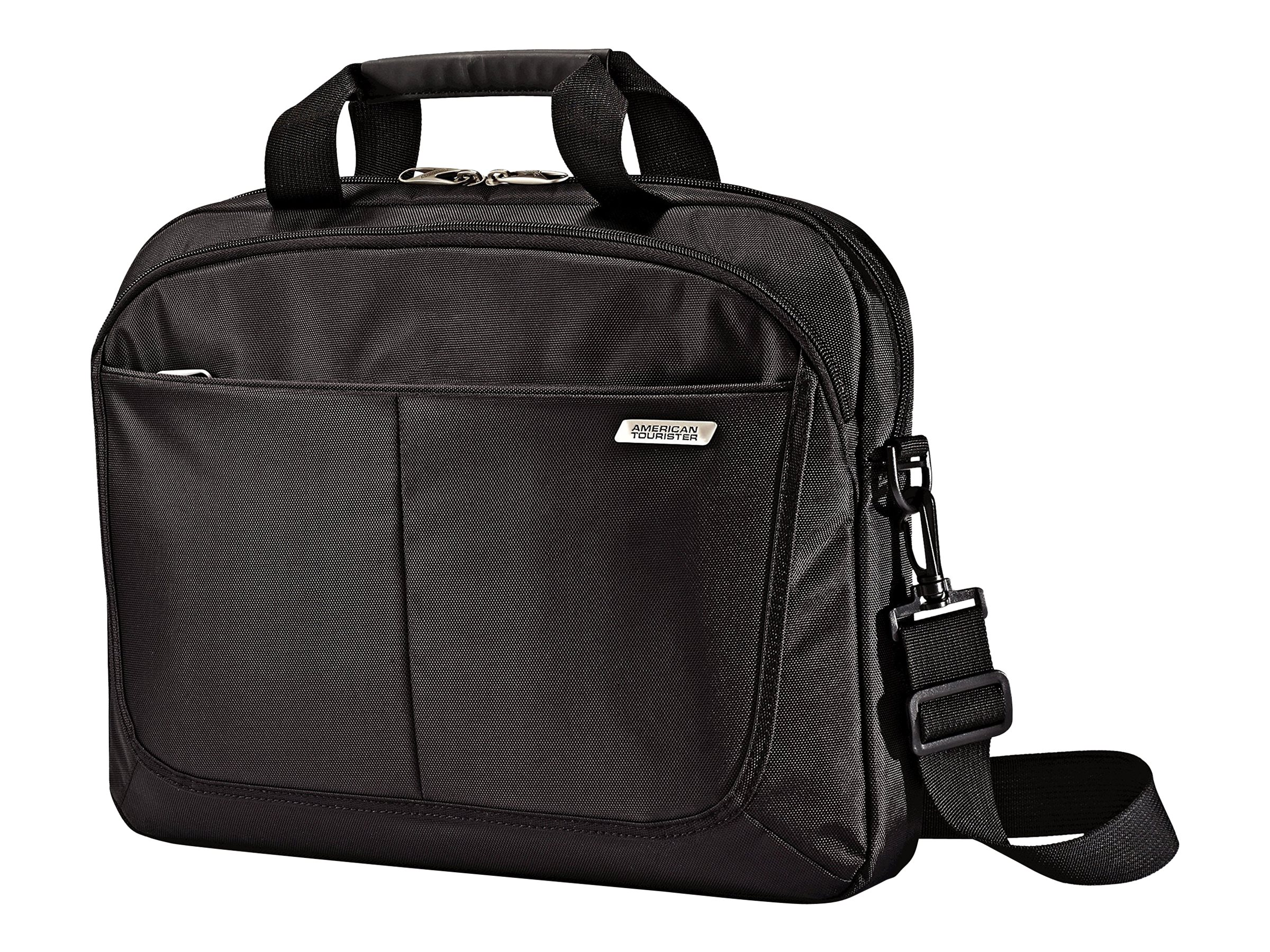 Stephen Gould 15.6 Slim Brief, Durable 840 Denier Construction, 61327-1041, 17770685, Carrying Cases - Other