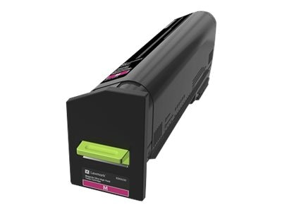 Lexmark Magenta Ultra High Yield Toner Cartridge for CX860 Series, 82K0U30