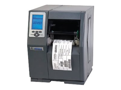 Datamax-O'Neil H4310 Bidrectional TT 8MB Printer w  US Plug Power Cord & Tall Dispenser, C43-00-48000007, 23103707, Printers - Bar Code