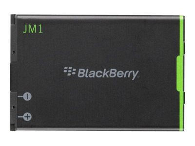 BlackBerry Standard Battery for J-M1 Torch 9860 9850 9930 9900, ACC-40871-301, 13172442, Batteries - Other