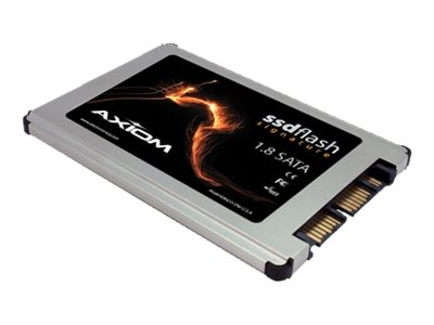 Axiom 480GB MicroSATA 6Gb s MLC 1.8 Internal Hard Drive (TAA Compliant), AXG93531