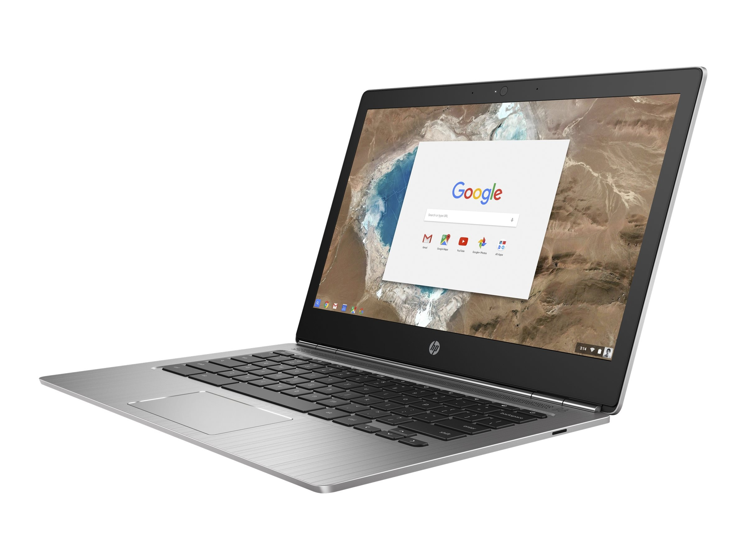 HP Chromebook 13 G1 1.2GHz Core m7 13.3in display