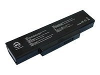 BTI Battery, Lithium-Ion, 11.1 Volts, 4800mAh, for F3 Series, AS-F3, 7907001, Batteries - Notebook