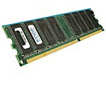 Edge 512MB PC2-3200 400MHz 240-pin CL3 DDR2 SDRAM DIMM for ThinkCentre A51, A51p, M51e, PEIBM73P3221-PE, 7707551, Memory