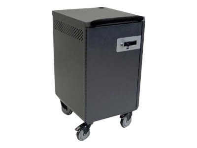 Datamation Netbook Notebook Security Cart, DS-NETVAULT-M2, 15718576, Computer Carts