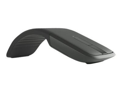 Microsoft Arc Touch Mouse Surface Edition, Bluetooth 4.0, Dark Titanium, P9X-00002