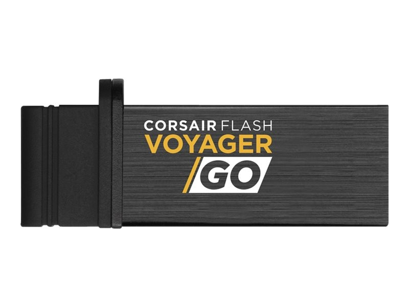 Corsair 16GB Voyager GO USB 3.0 Flash Drive, CMFVG-16GB-NA