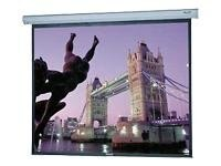 Da-Lite Cosmopolitan Electrol Projection Screen, HC Matte White, 4:3, 100