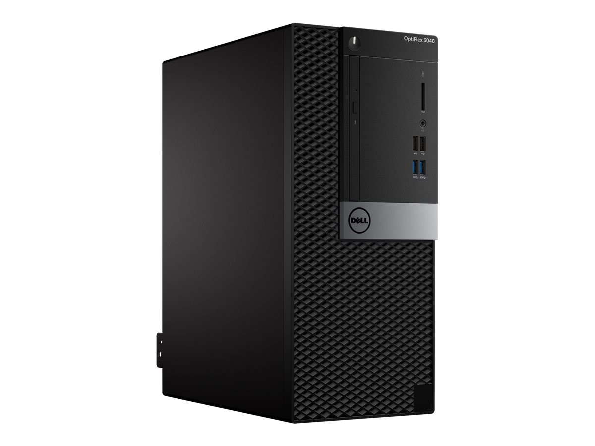 Dell OptiPlex 3040 3.2GHz Core i5 4GB RAM 500GB hard drive, 7D9K7