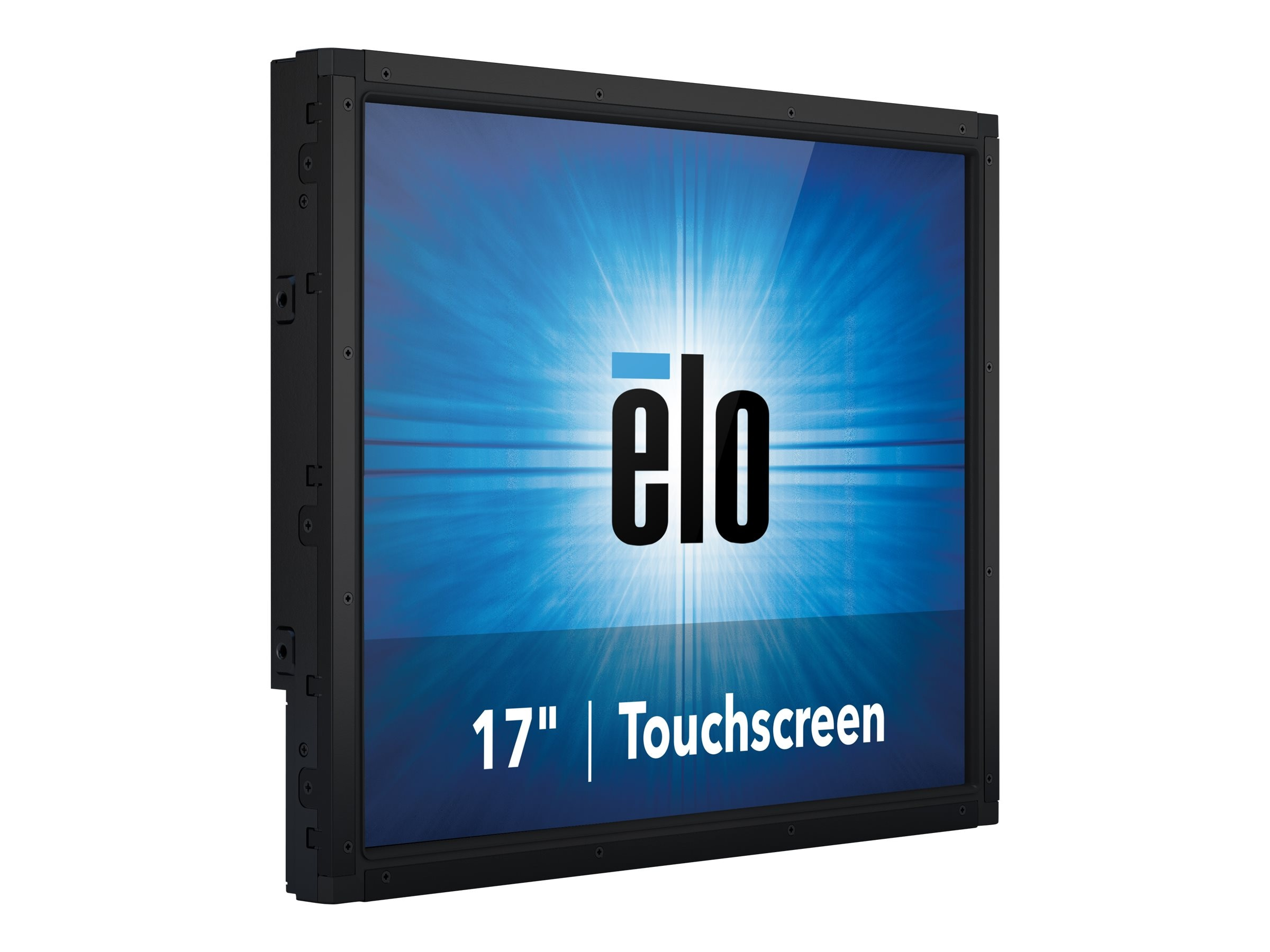 ELO Touch Solutions 17 1790L LED-LCD IntelliTouch Monitor, Black, E197058