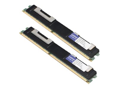 ACP-EP 8GB PC2-5300 240-pin DDR2 SDRAM FBDIMM, A2257198-AM