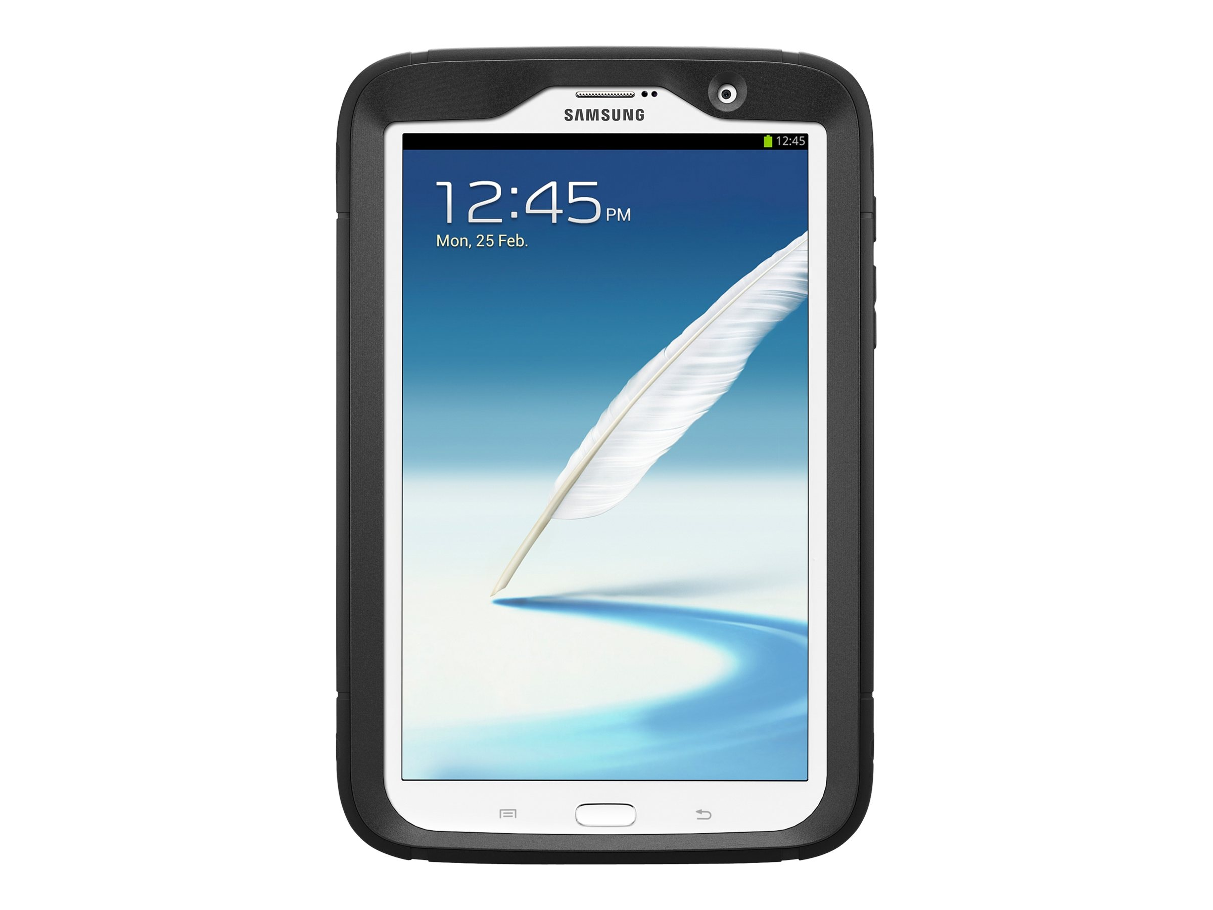 OtterBox Defender for Samsung Galaxy Note 8.0, Black
