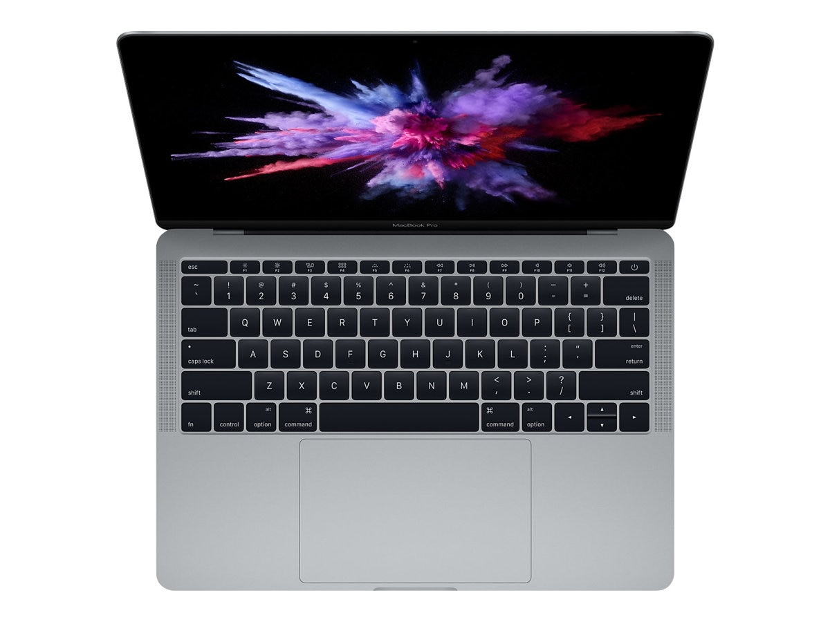 Apple MacBook Pro 13 2.0GHz Core i5 8GB 256GB SSD Iris 540 Space Gray, MLL42LL/A, 33040906, Notebooks - MacBook Pro 13