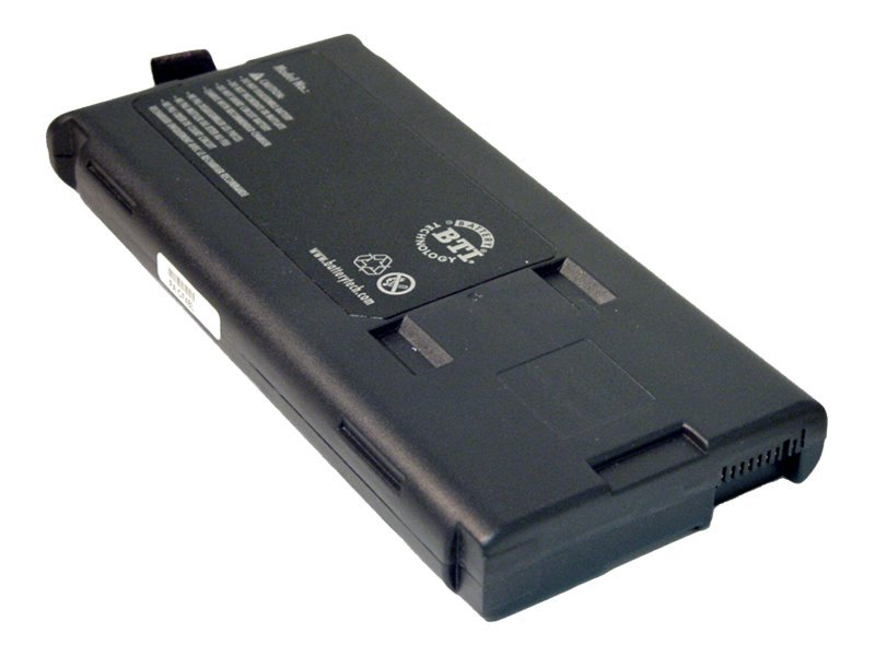 BTI Panasonic Toughbook 48 Battery, PA-CF48L, 423905, Batteries - Notebook