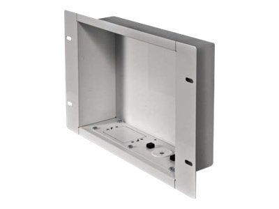 Peerless Large Recessed Cable Management and Storage Box, IBA2