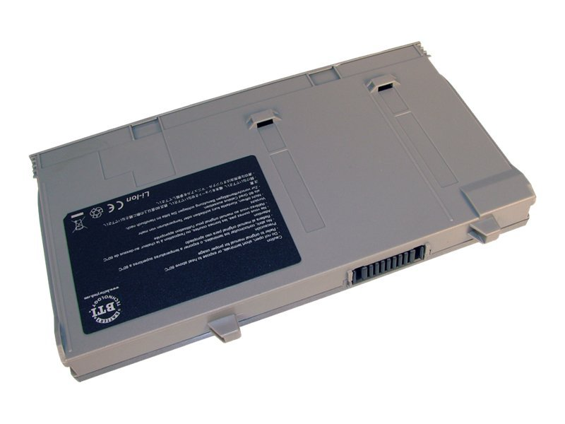 BTI Battery, Lithium-Ion, 11.1V, 3600mAh, for Latitude D400, DL-D400, 7301455, Batteries - Notebook