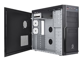 Thermaltake Chassis, V2 Plus 3.0 ATX 450W PSU, VO545A1N2U, 15500091, Cases - Systems/Servers