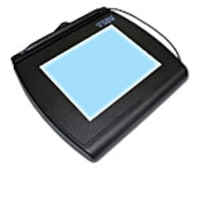 Topaz SignatureGem, 4 x 5 LCD, Dual Serial USB Interface, RoHS, T-LBK766-BHSB-R, 7769138, Signature Capture Devices