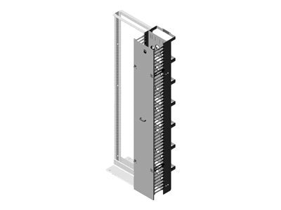 Chatsworth CCS-EFX Extended Finger Section, 40099-703, 12181339, Rack Mount Accessories