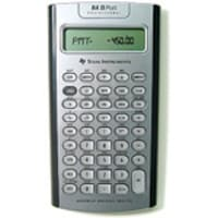 TI BAII Plus Professional Calculator, IIBAPRO/CLM/4L1/A, 7787740, Calculators