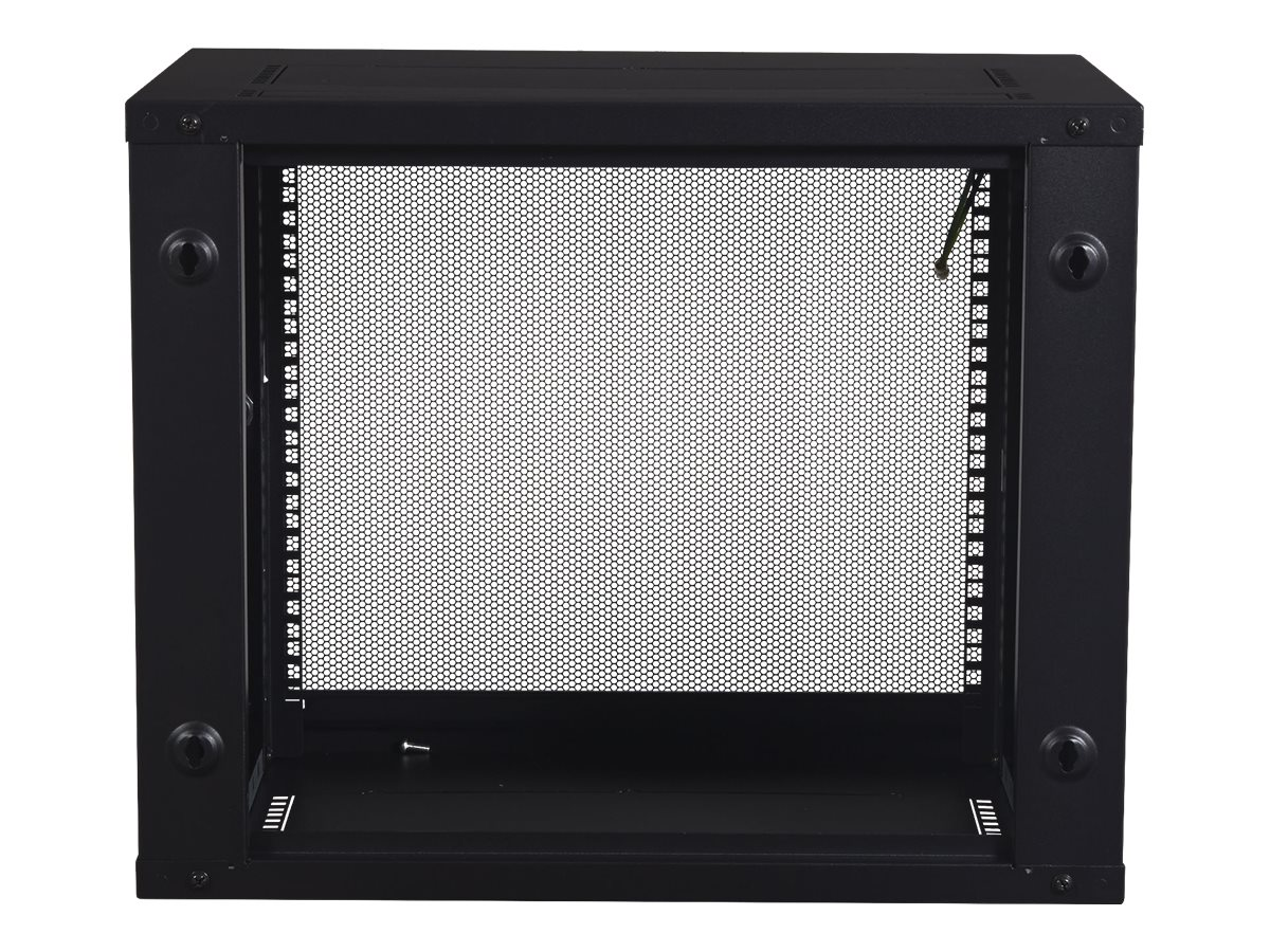 APC NetShelter WX 9U Wall Mount Cabinet  FD, Instant Rebate - Save $25