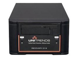 Unitrends Recovery-312 Backup Appliance w  1-Year Support, RC312-1, 17555846, Disk-Based Backup