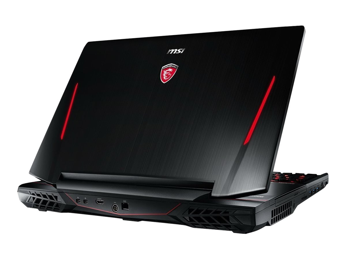 MSI GT80S Titan SLI-274 Notebook PC, GT80STITANSLI274