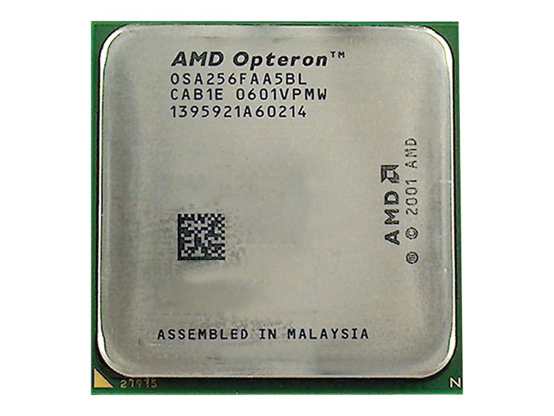 HPE 2-Processor Kit, Opteron 16C 6366HE 1.8GHz 16MB 85W, for BL685c Gen7