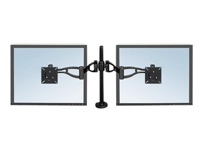 Fellowes Professional Series Dual-Arm Monitor Mount, 8041701, 13347821, Stands & Mounts - AV