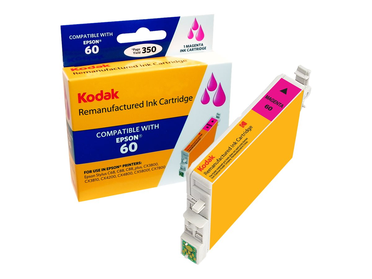 Kodak T060320 Magenta Ink Cartridge for Epson Stylus C, T060320-KD