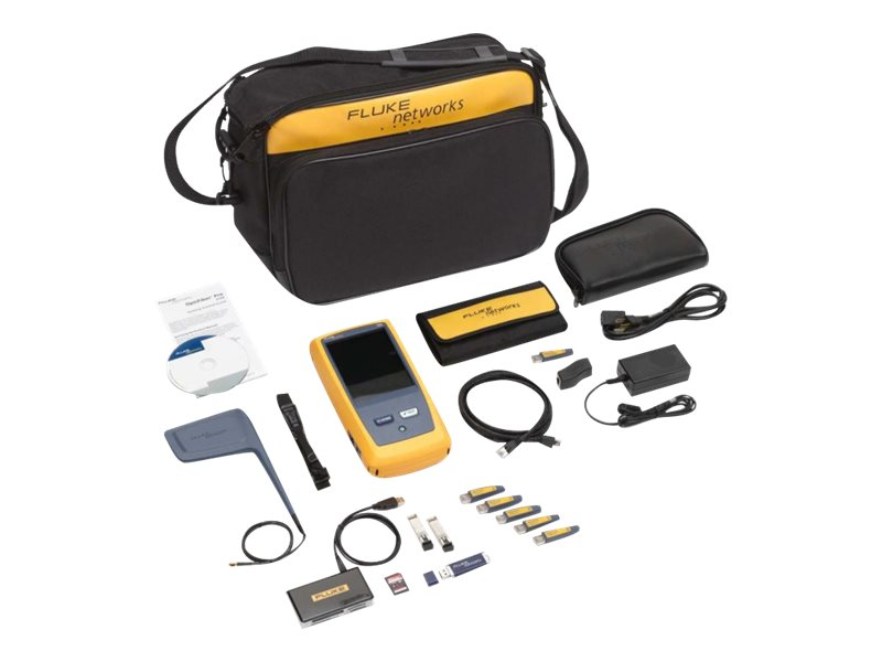 Fluke OneTouch AT 1T-3000, Plus 1 Year Gold Support, 1T-3000/GLD, 14443267, Network Test Equipment