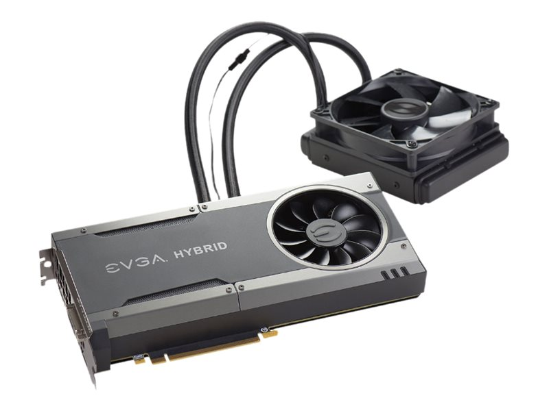 eVGA GeForce GTX 1070 FTW PCIe 3.0 x16 Graphics Card, 8GB GDDR5, 08G-P4-6278-KR