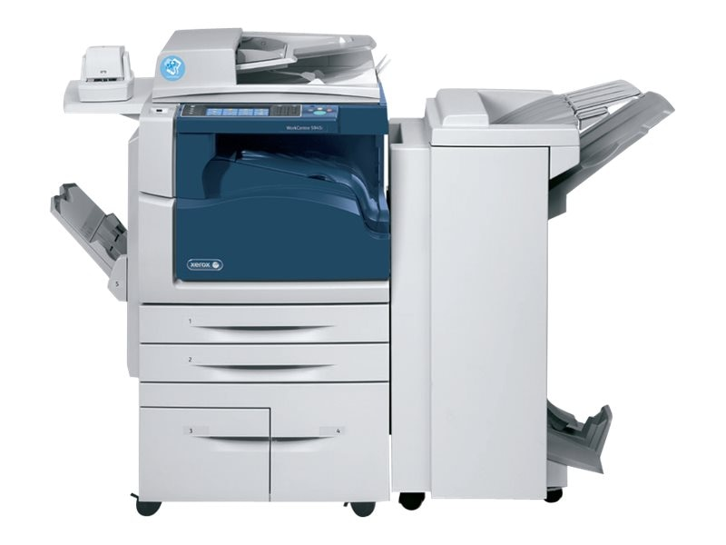 Xerox WC5955I MFP w  200-Sheet SPDH & (4) Trays, 5955/APT2I