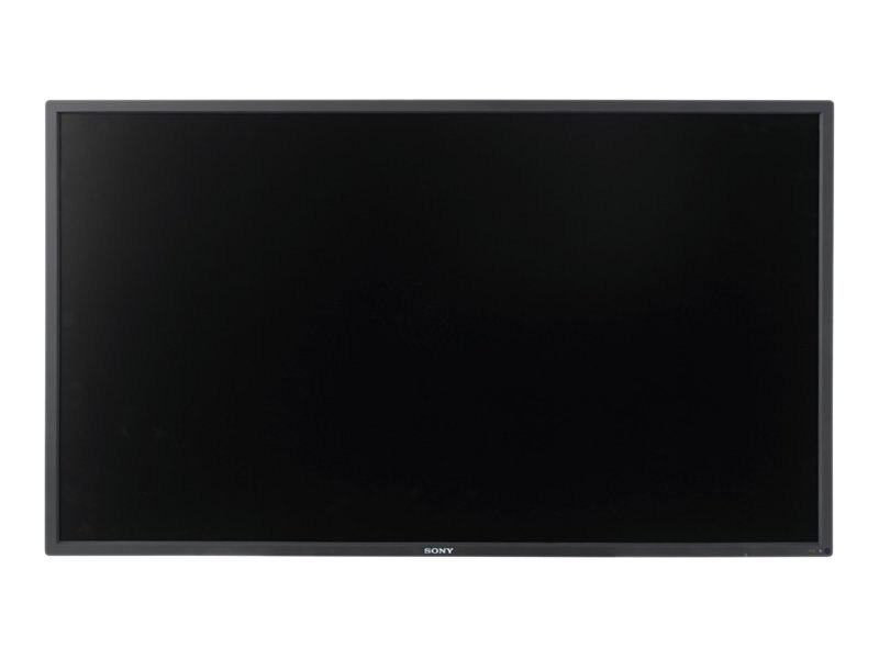 Sony 47 LCD Digital Signage Display, Black, FWD-S47H1, 9028923, Monitors - Large-Format LCD