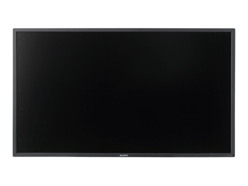 Sony 47 LCD Digital Signage Display, Black