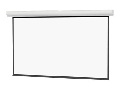 Da-Lite Contour Electrol Projection Screen, Matte White, 16:10, 164, Veneer