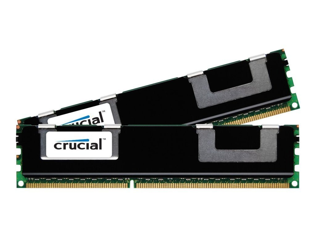 Crucial 8GB PC3-12800 240-pin DDR3 SDRAM DIMM Kit, CT2K4G3ERSLS4160B